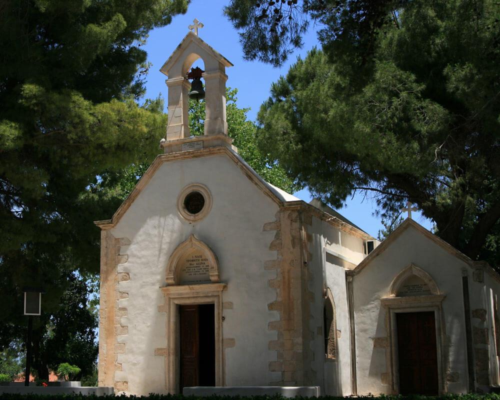 Kirche Park Chania