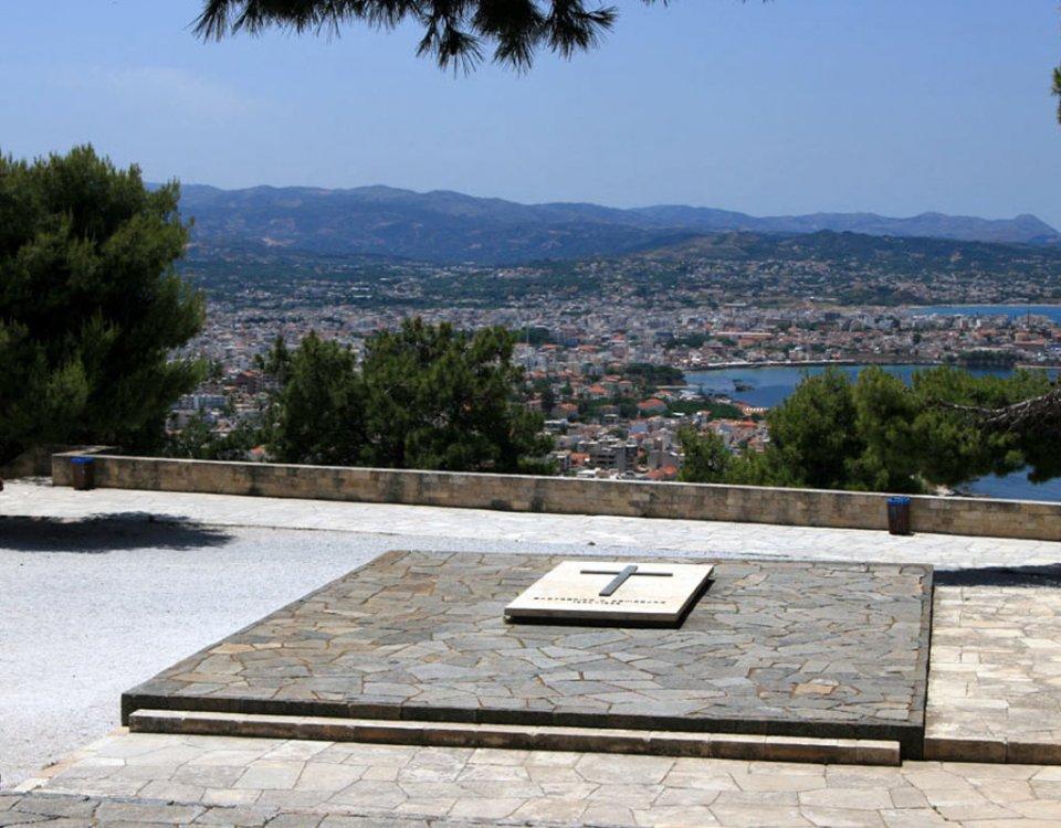Chania Grabstätte von Eleftherios