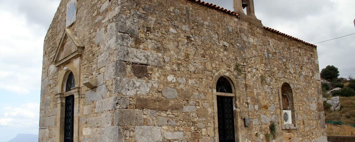 Der Palast von Polyrinia