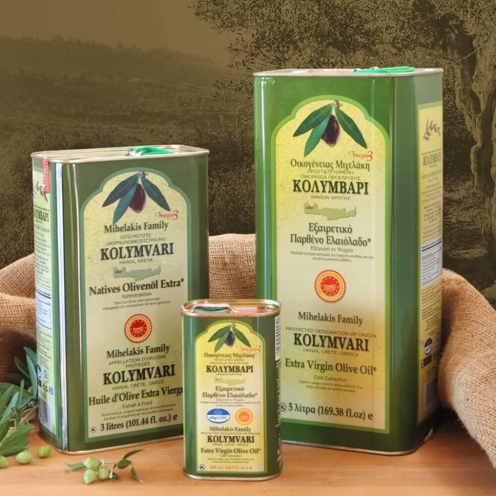 Olivenöl Kolimbari