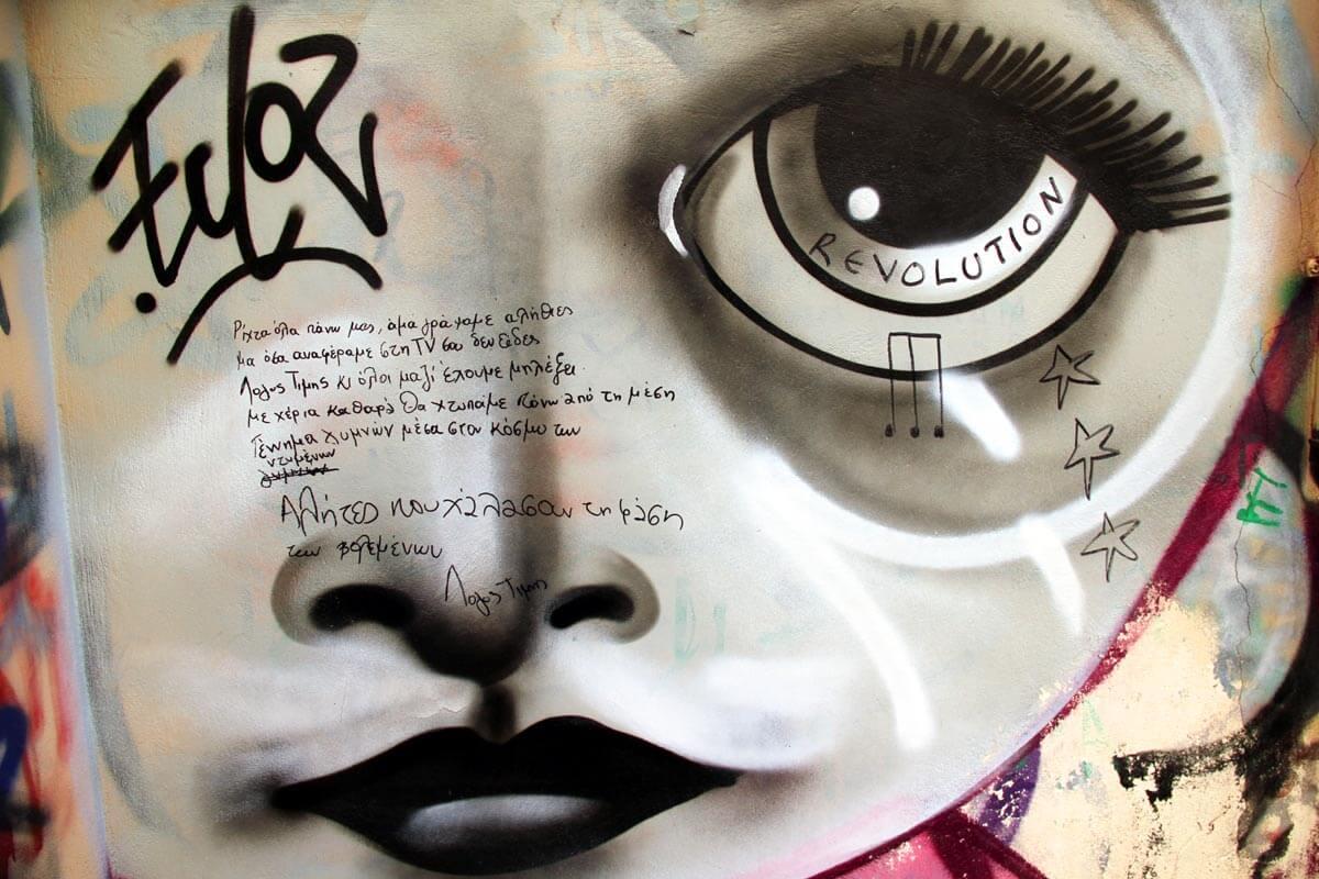 Athen Graffiti