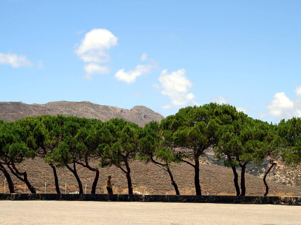 Kolimbari Denkmal