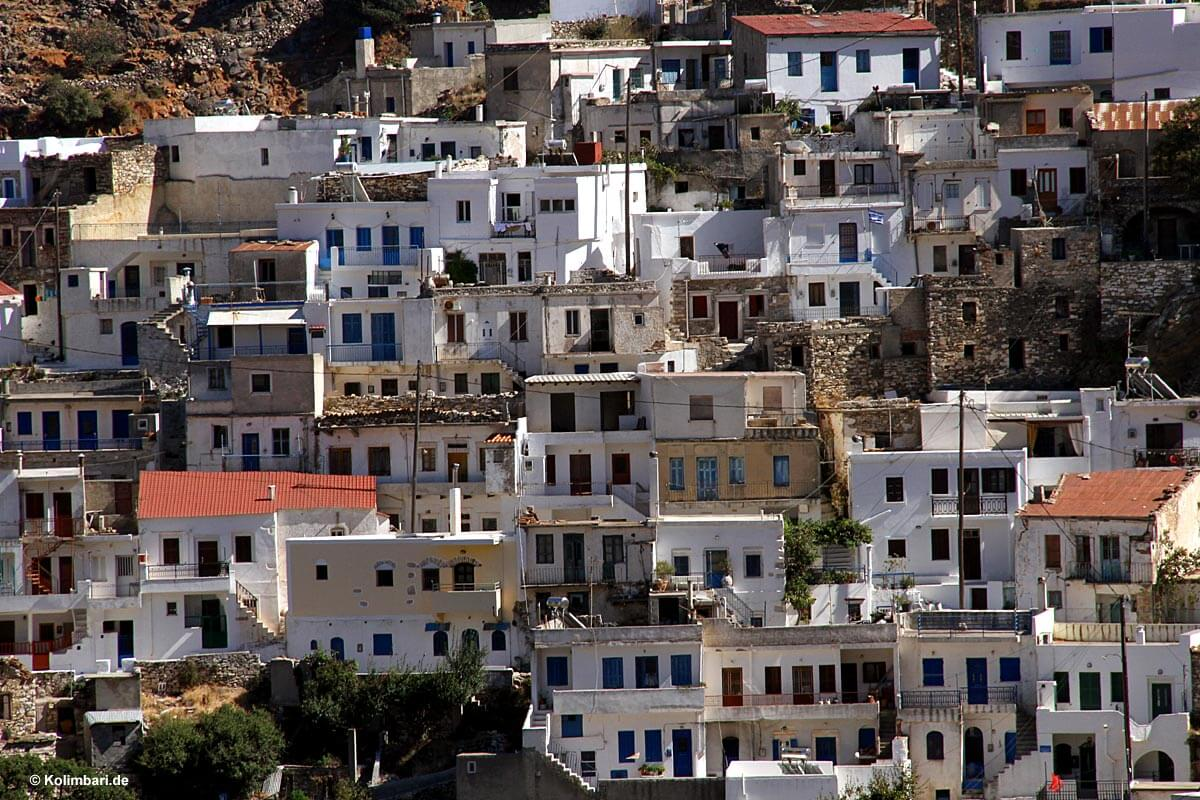 Naxos Dorf