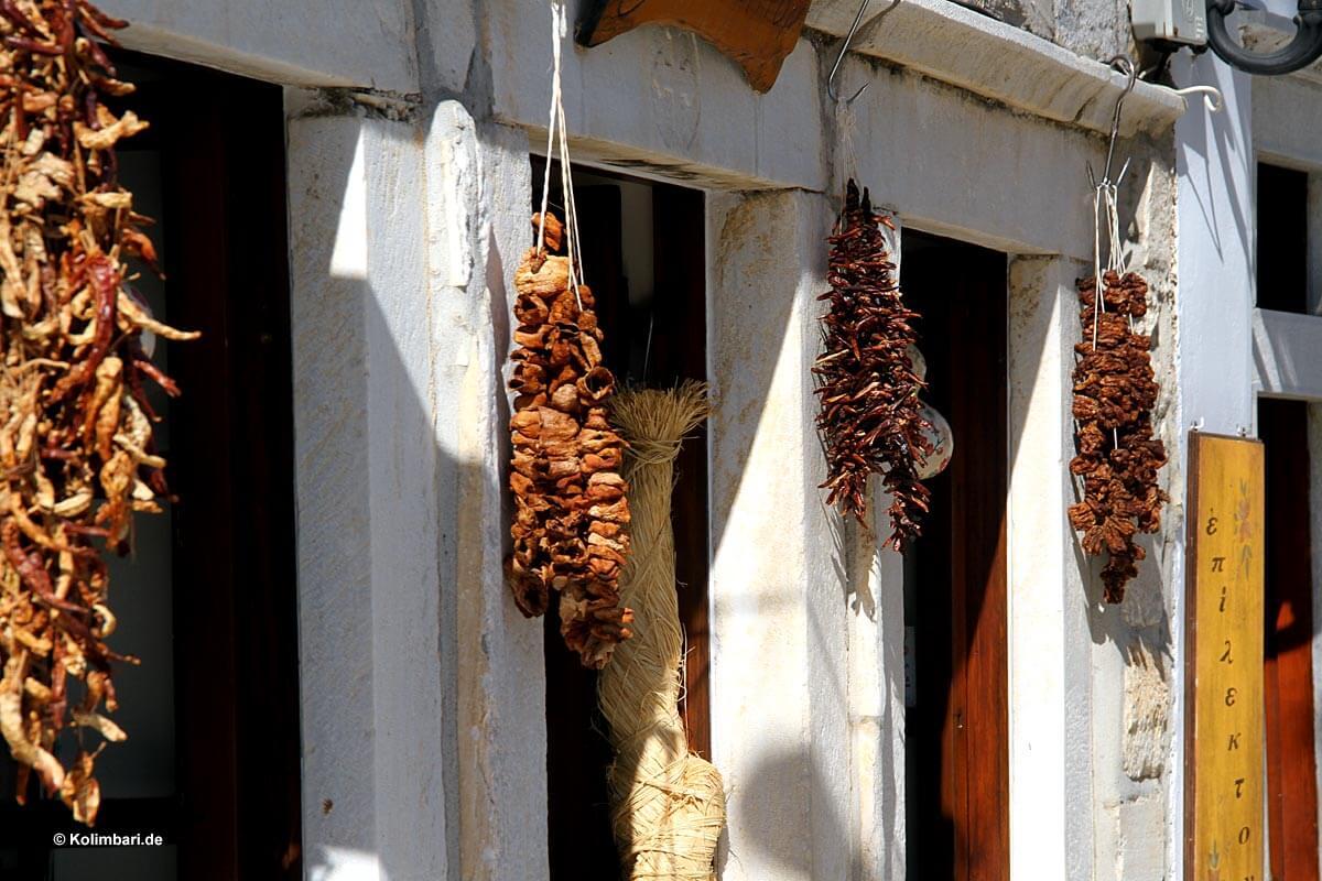 Naxos Türen
