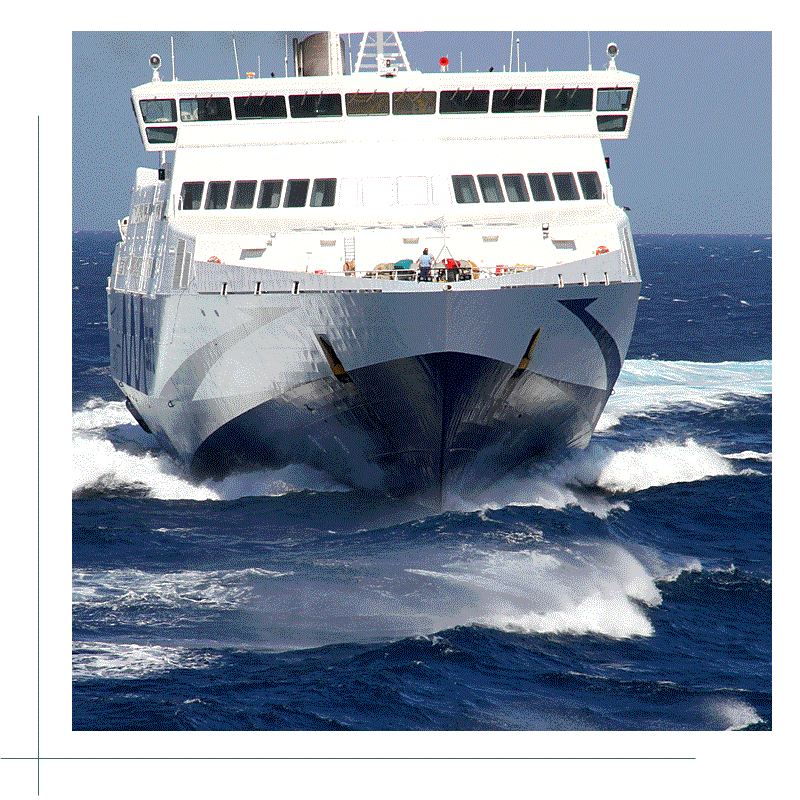 Naxos Fähre