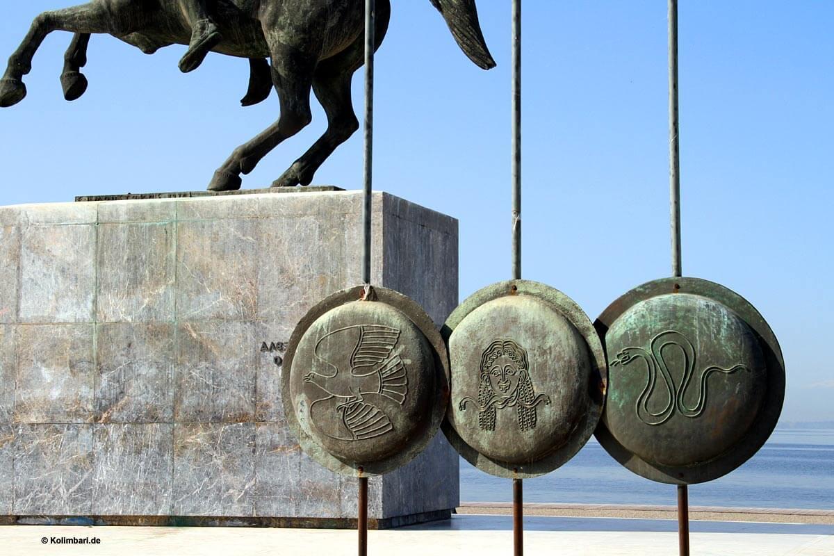 Thessaloniki Denkmal