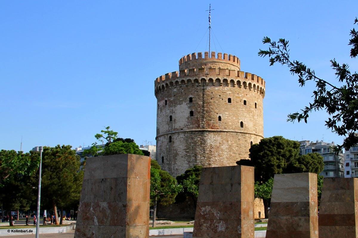 Thessalonike Weisser Turm